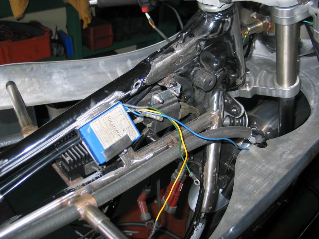 Stotfold Engineering Company Limited Honda Cb750 Four Part