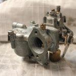 Unrestroed Solex carburetor