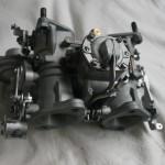 Solex carburettor