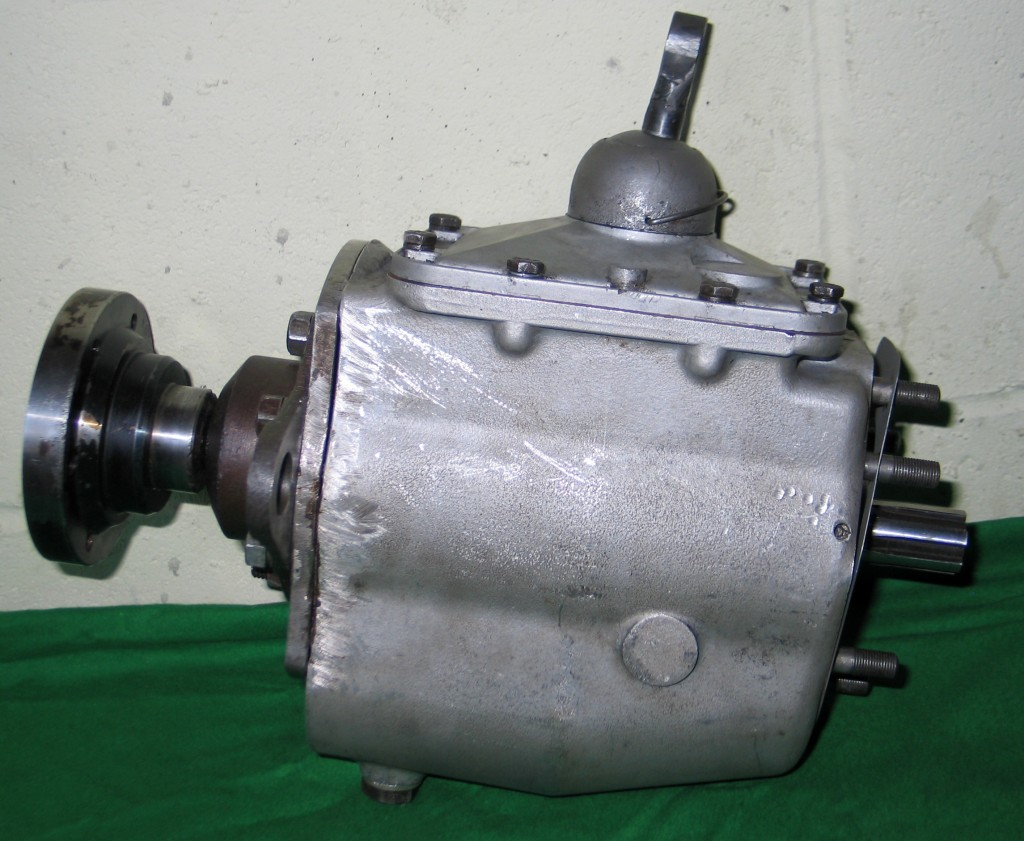 gearbox converted