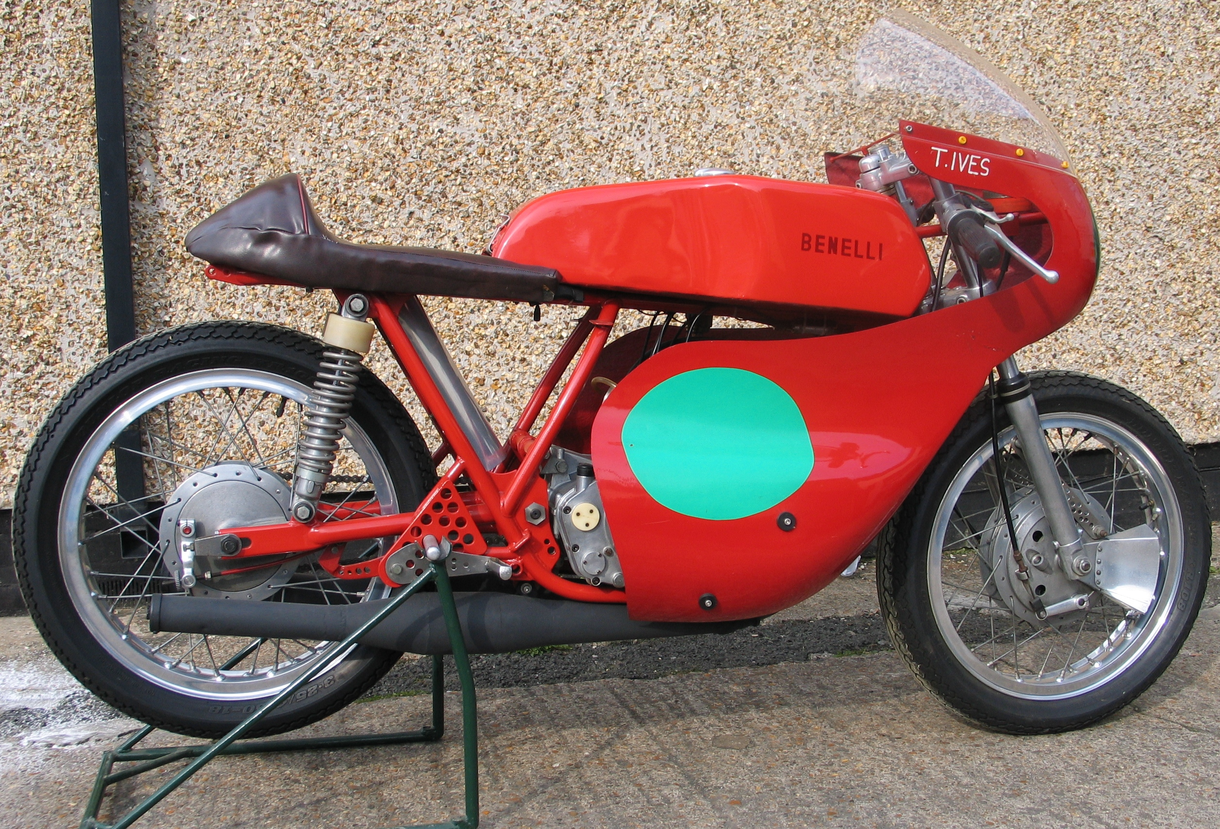 Stotfold Engineering Company Limited Motorcycle