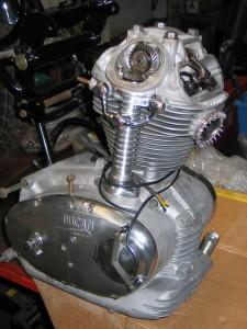 Ducati Singles Restoration