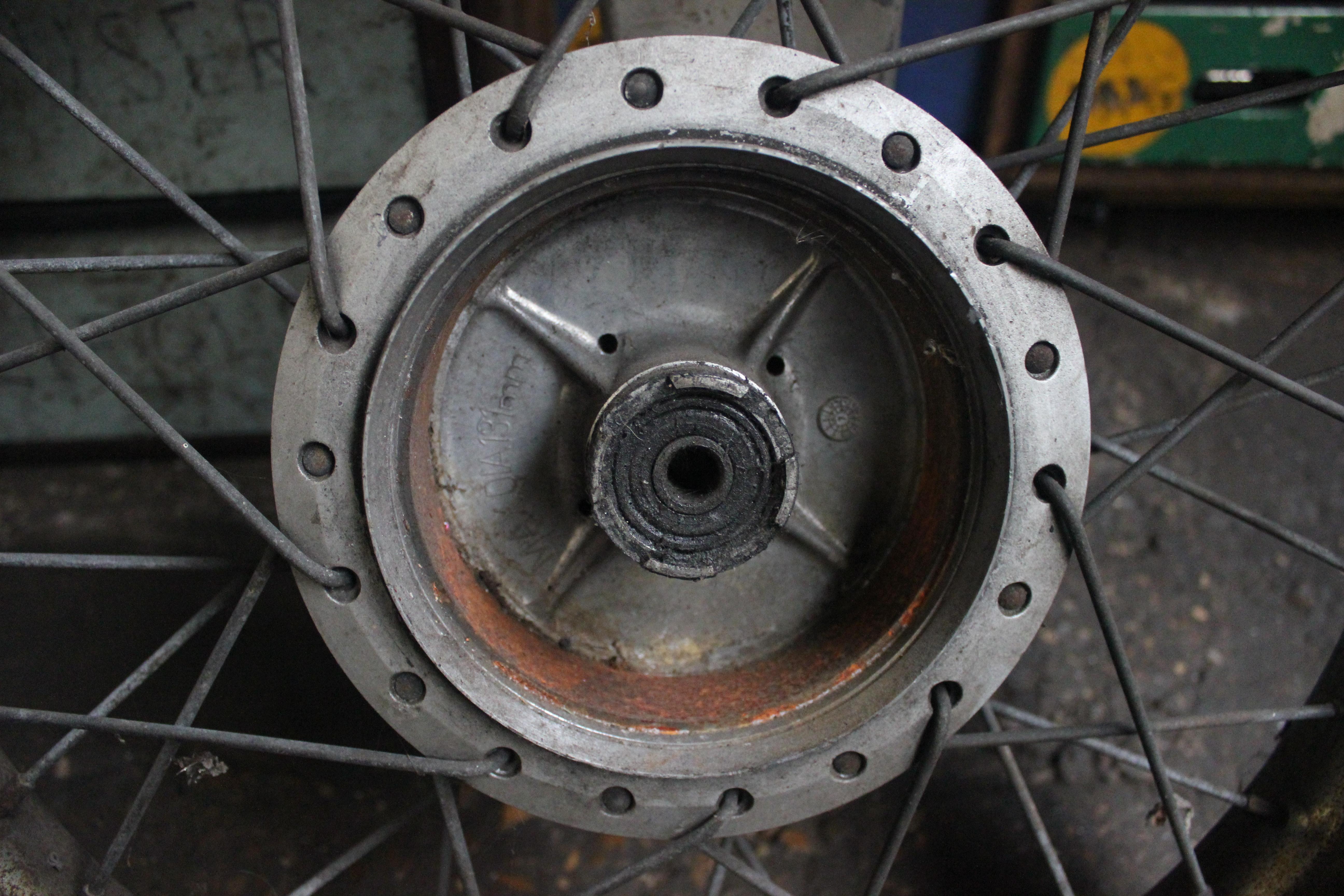 Relining Brake Drums : Stotfold engineering company limited honda cg brake