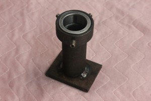 bearing puller fitted with new shell