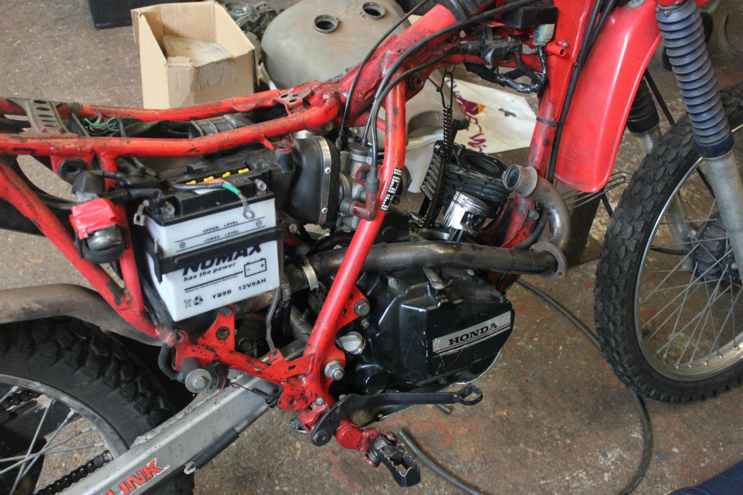 Stotfold Engineering Company Limited Honda Xl 125 Problems