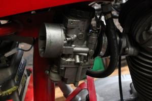 Ducati 250 mach 1 carburretor mark 2 amal