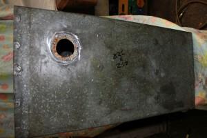 Stainless Steel Petrol Tanks