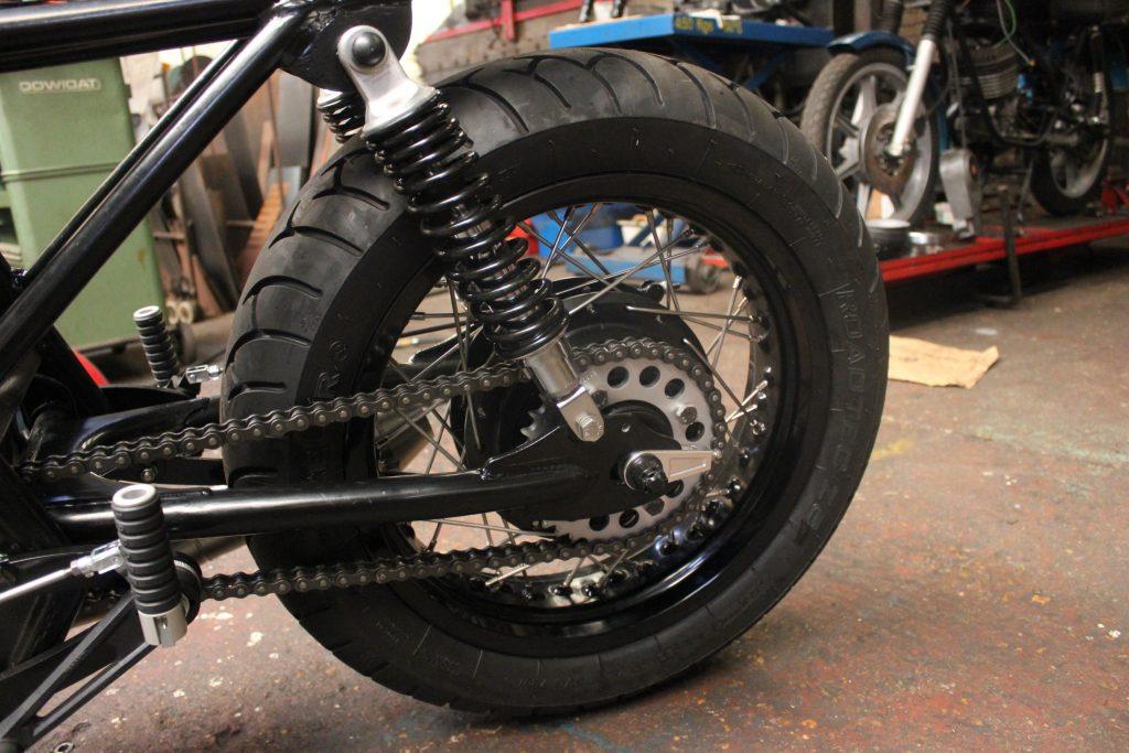 Custom Honda CB 550 four (8)