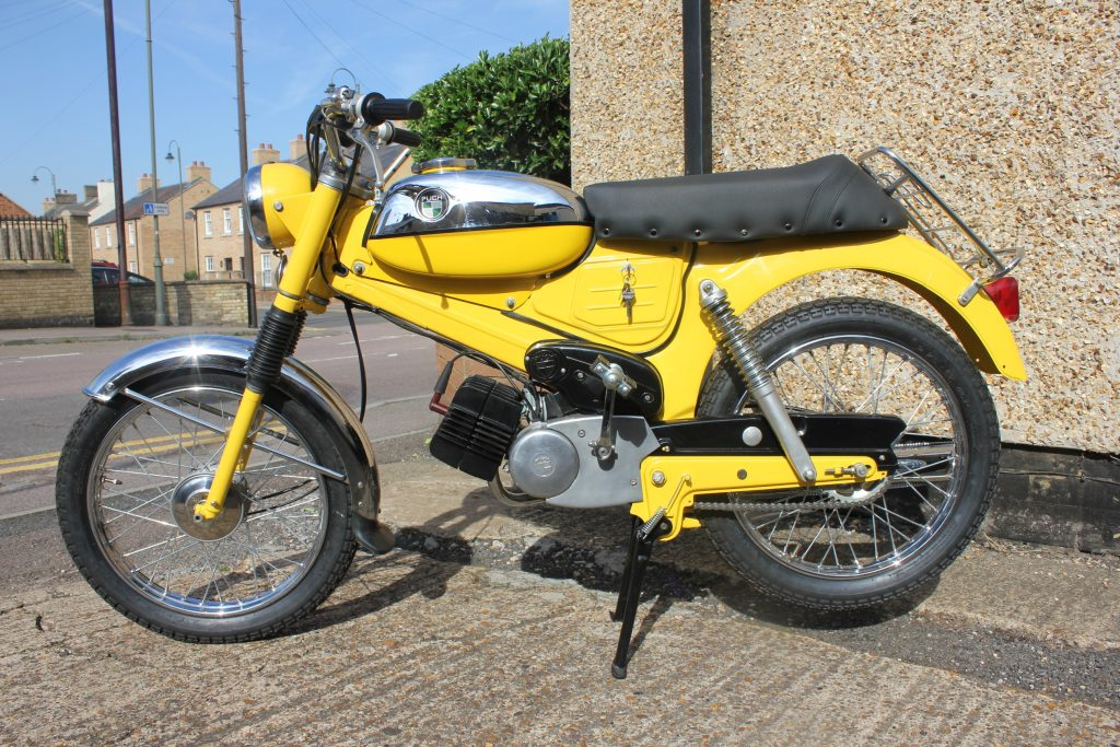 Restored Puch VZ 50CC Dakota